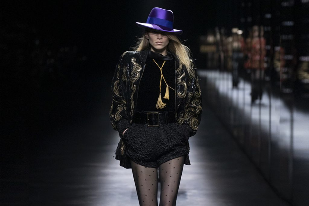 SAINT LAURENT – READY TO WEAR FALL-WINTER 2019/20