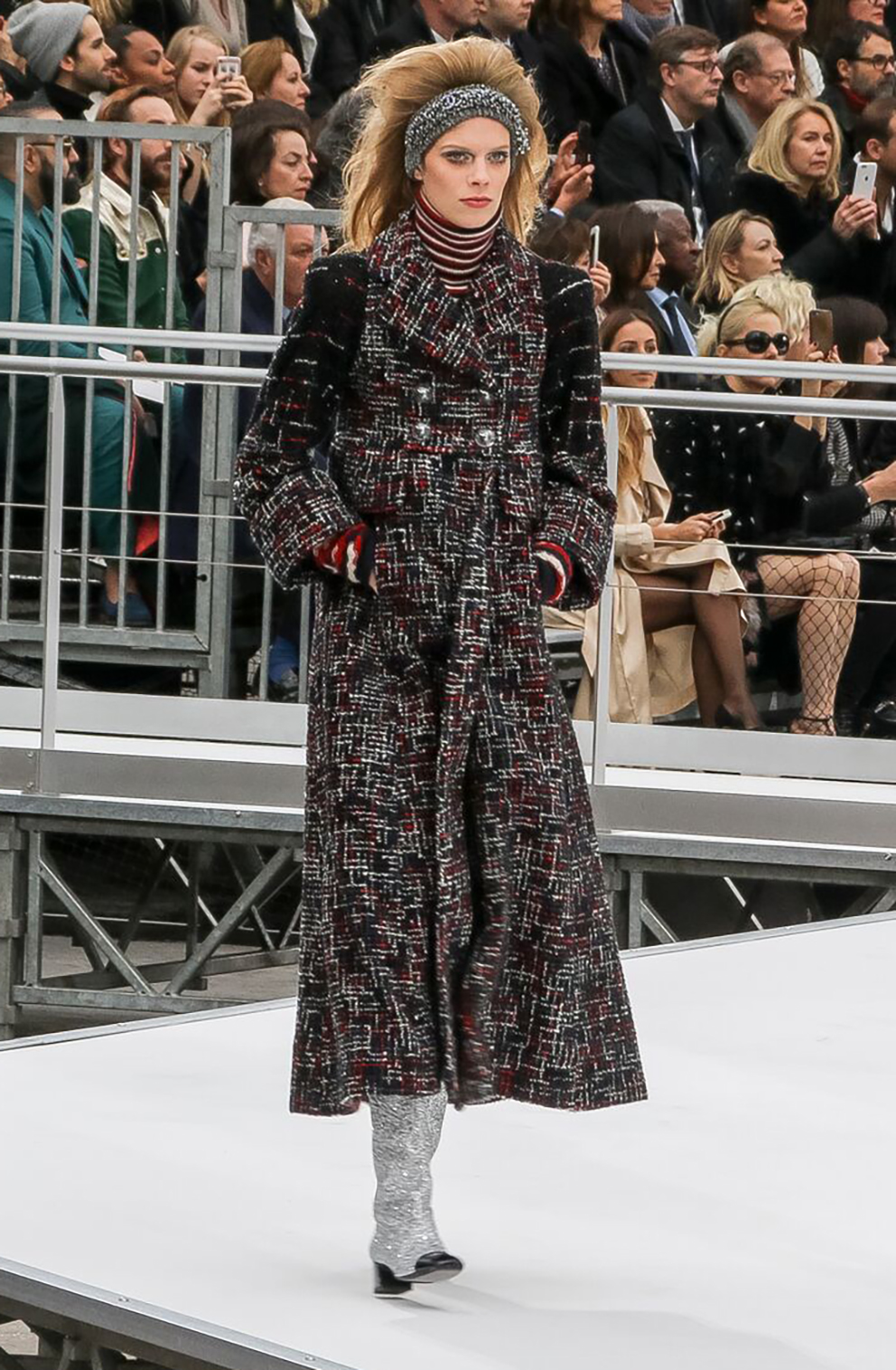 Collection autumn winter 2017-2018 by Chanel 46