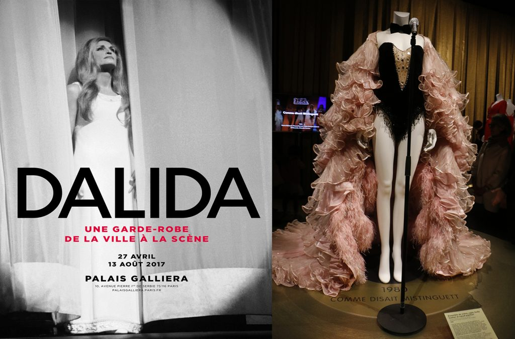 "DALIDA ""A WARDROBE FROM THE CITY TO THE SCENE"""