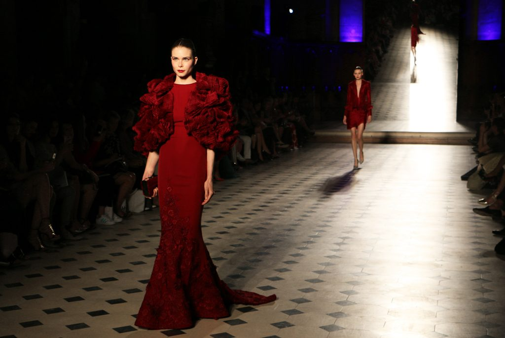 TONY WARD COUTURE AUTOMNE-HIVER 2017-2018