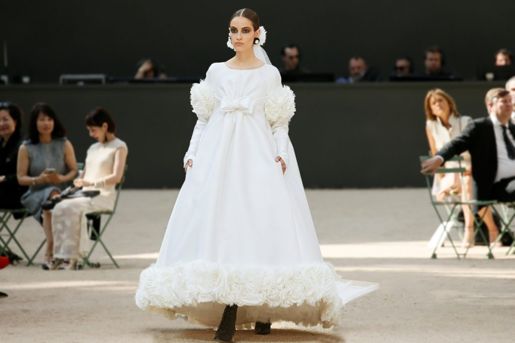 CHANEL COUTURE FALL-WINTER 2017-2018