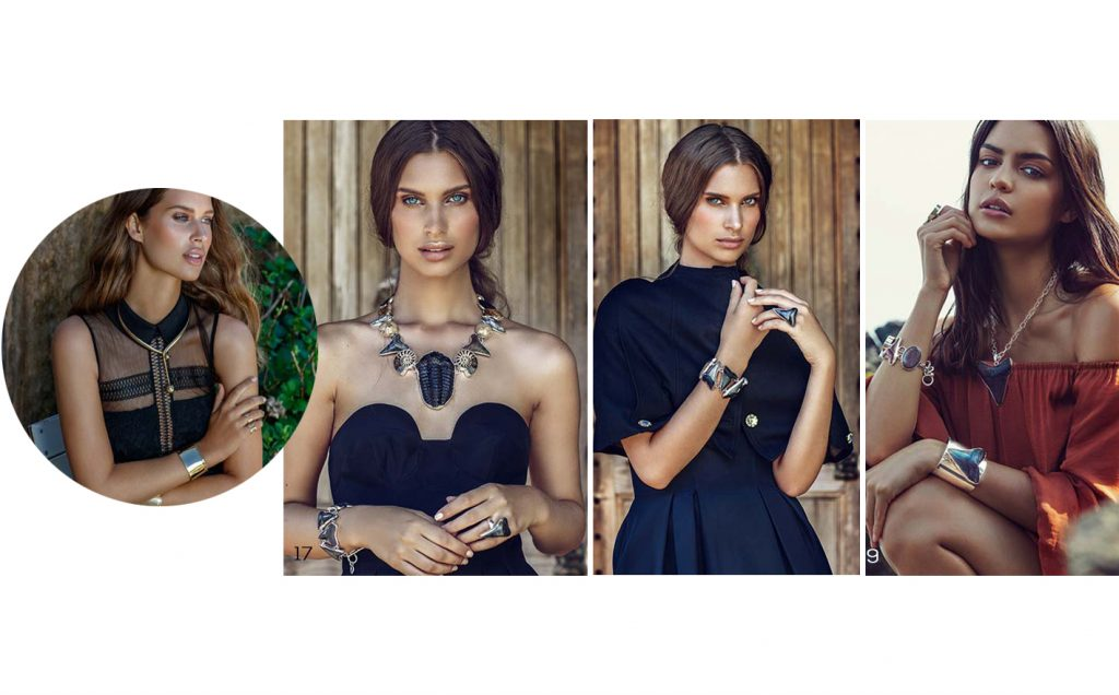 CHARLES ALBERT JEWELRY COLLECTION 2018