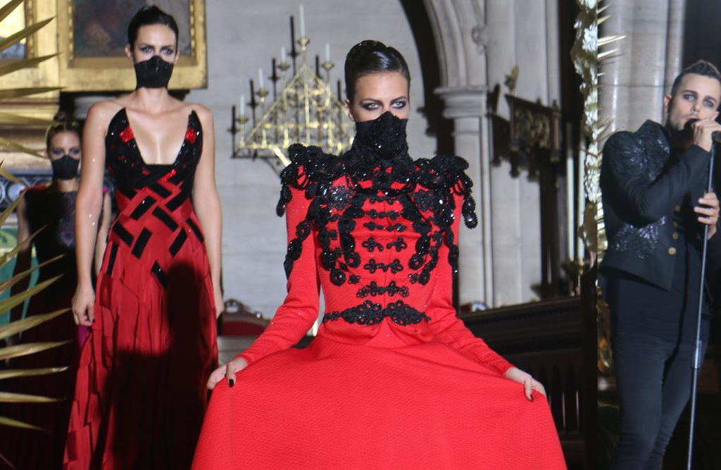 EYMERIC FRANÇOIS COUTURE FALL-WINTER 2017-2018