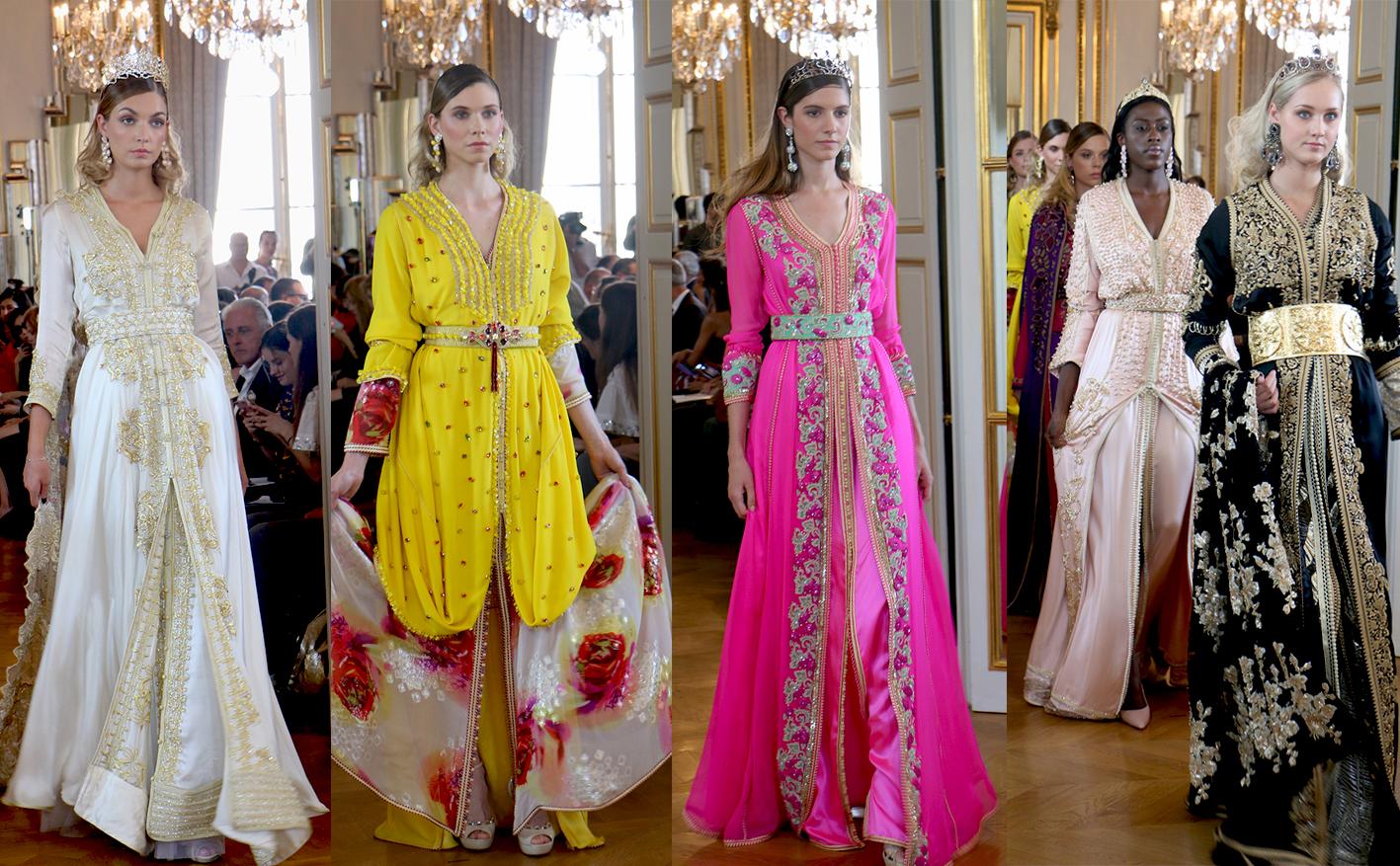 Oriental Fashion Show Couture Fall Winter 2018 Voltemmagazine