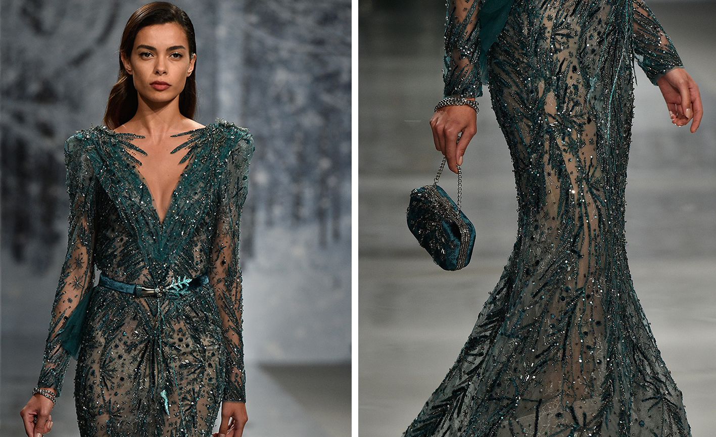 9dc5b6eeb74 CLOSE-UP ZIAD NAKAD COUTURE FALL-WINTER 2017-2018 - voltemmagazine