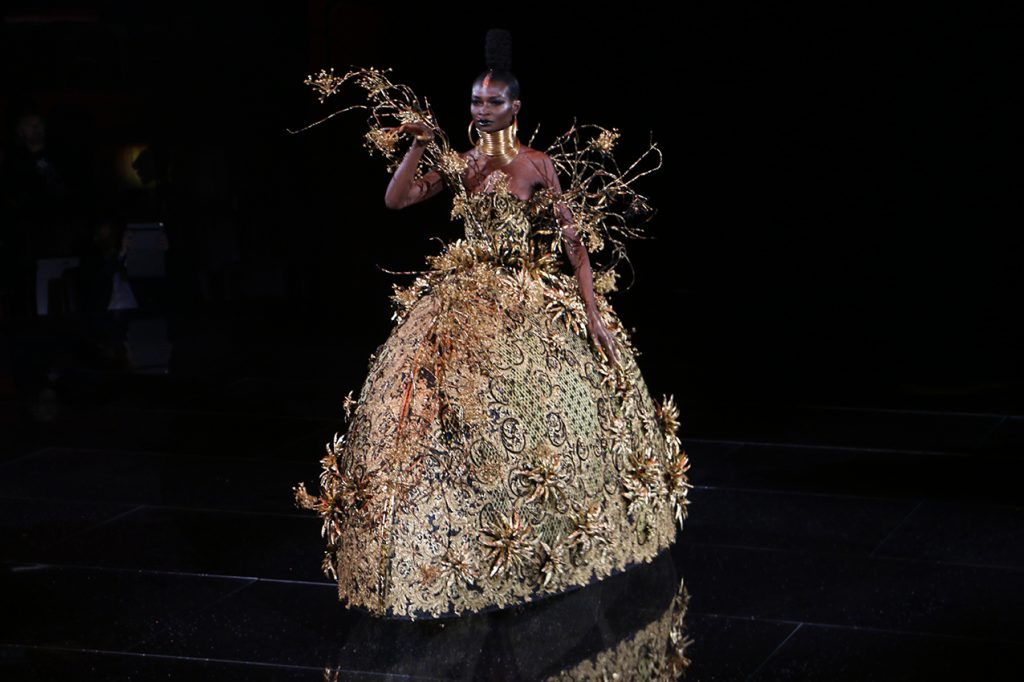 GUO PEI COLLECTION HAUTE COUTURE PRINTEMPS-ÉTÉ 2018