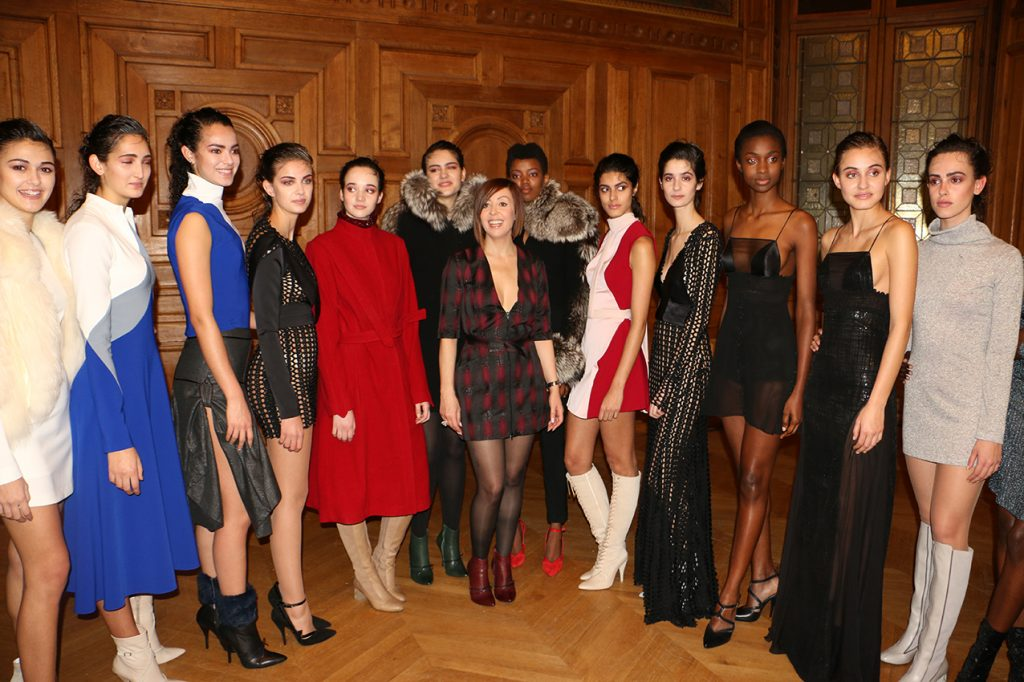 COULISSES FATIMA LOPES COLLECTION AUTOMNE-HIVER 2018-19