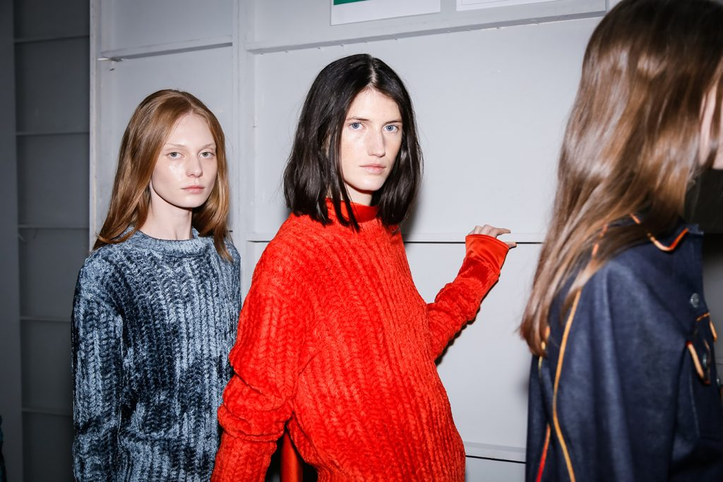 IDISM-HKFG BACKSTAGE COLLECTION AUTOMNE-HIVER 2018-19