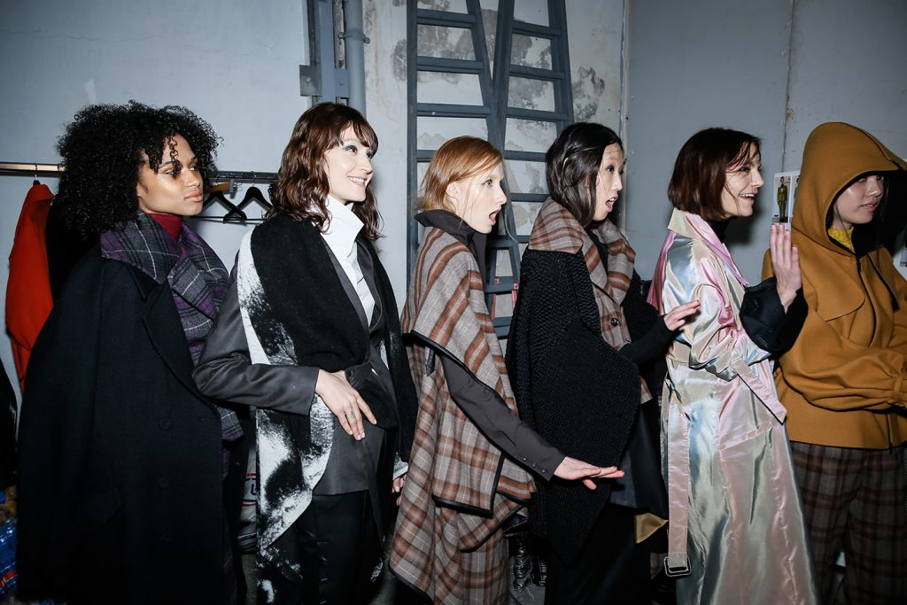 MODEMENT HKFG – BACKSTAGE COLLECTION AUTOMNE-HIVER 2018-19