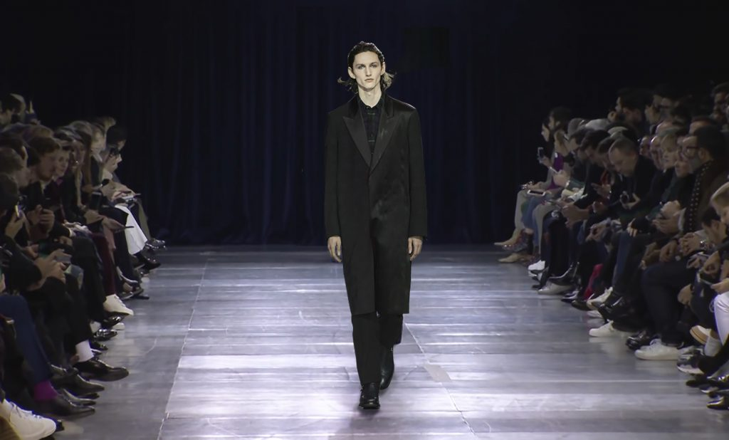 PAUL SMITH FALL-WINTER 2018-19 MEN'S FASHION SHOW