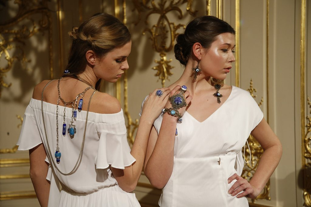 ABE BY ARIANE CHAUMEIL ART JEWELRY SPRING SUMMER 2018 COLLECTION