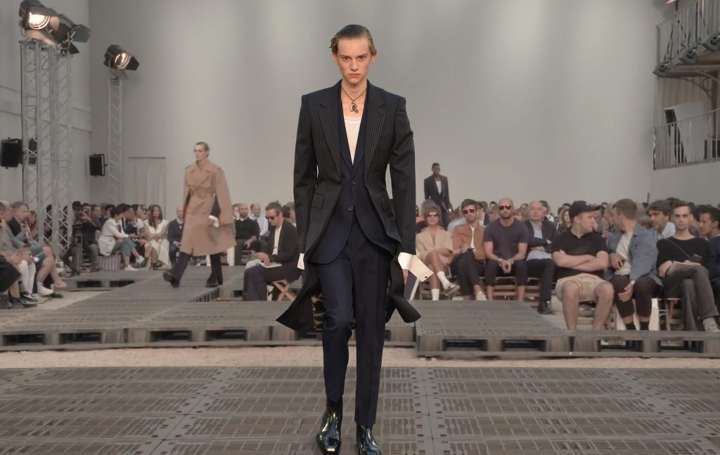 ALEXANDRE McQUEEN HOMME COLLECTION PRINTEMPS-ETE 2019