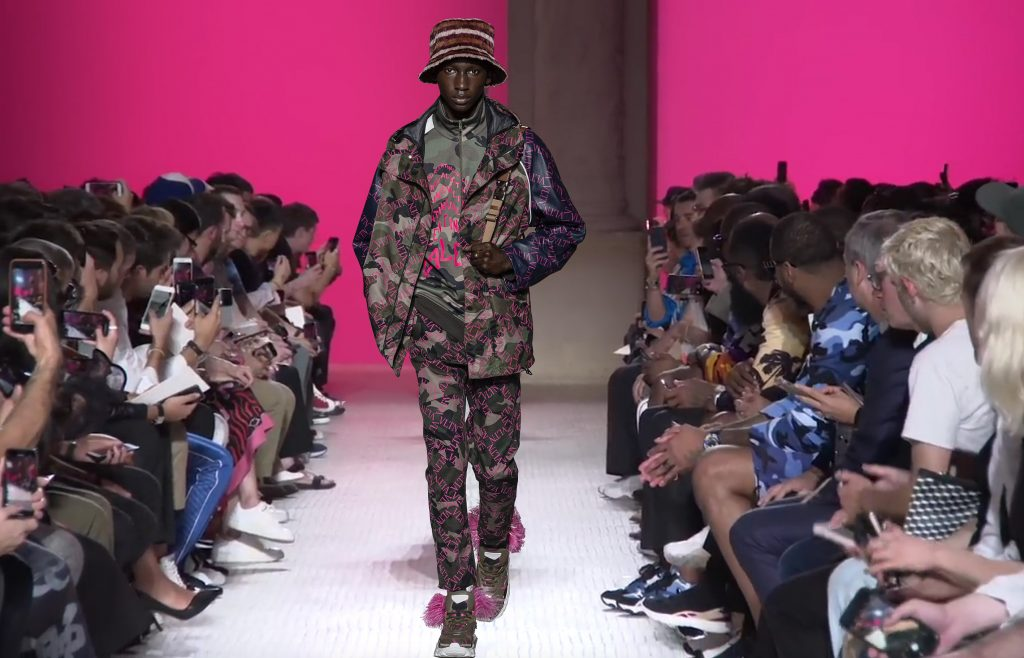 VALENTINO COLLECTION PRINTEMPS-ETE 2019