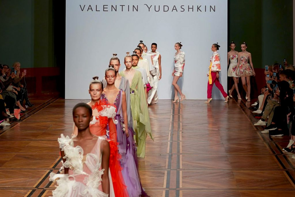 VALENTIN YUDASHKIN – READY TO WEAR – SPRING-SUMMER 2019