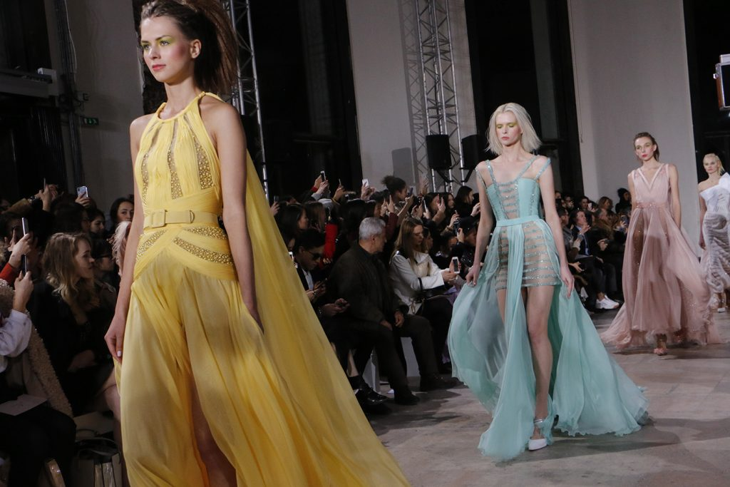 GEORGES CHAKRA SPRING-SUMMER COLLECTION 2019