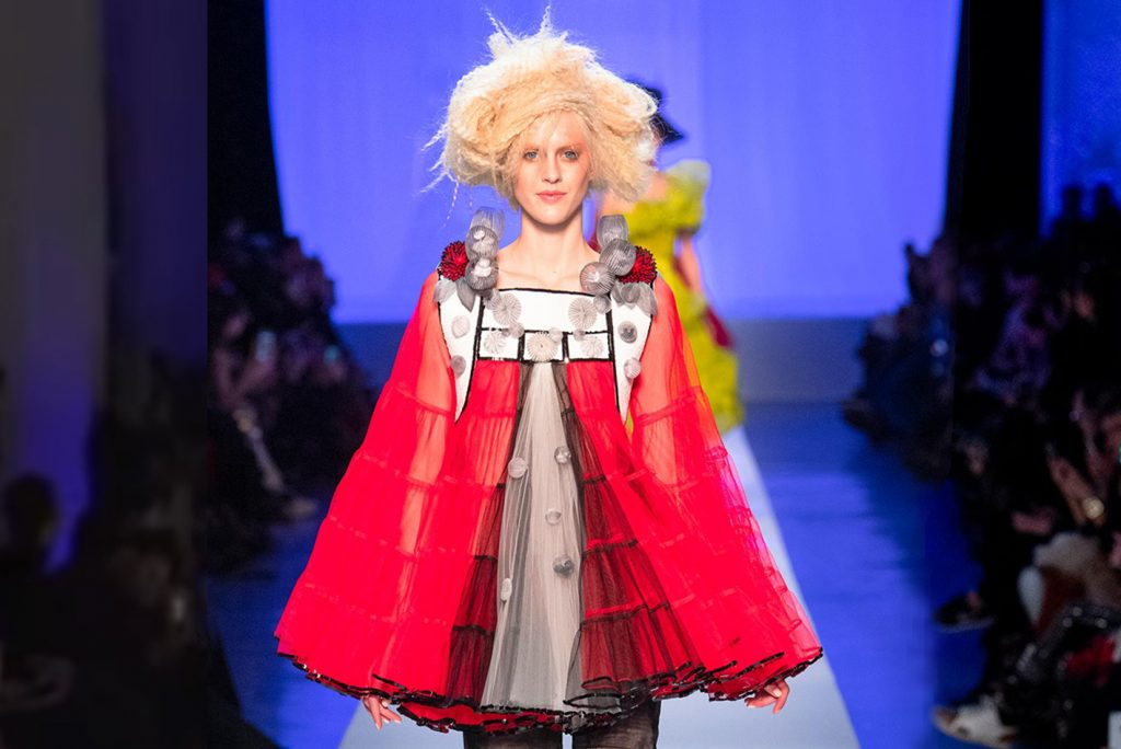 JEAN PAUL GAULTIER HAUTE COUTURE – PRINTEMPS-ETE 2019