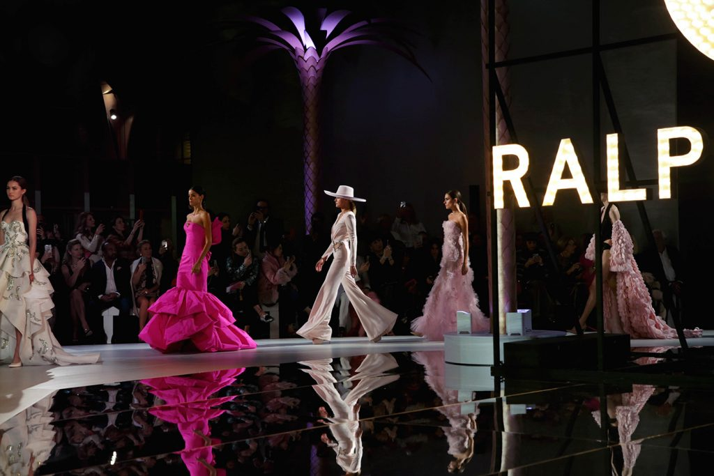 RALPH AND RUSSO SPRING-SUMMER 2019