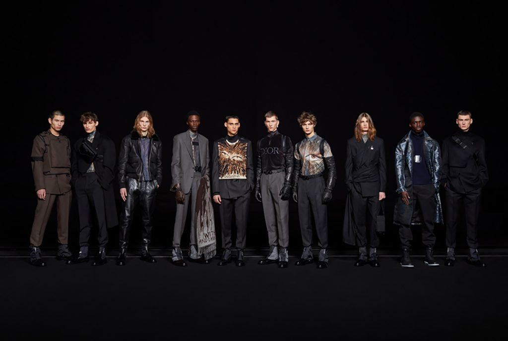 DIOR HOMME COLLECTION AUTOMNE-HIVER 2019/20