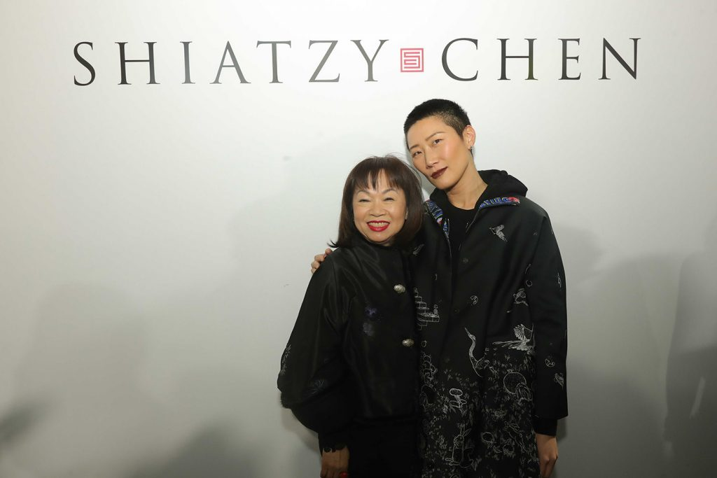 FRONT ROW – SHIATZY CHEN FALL-WINTER 2019/20
