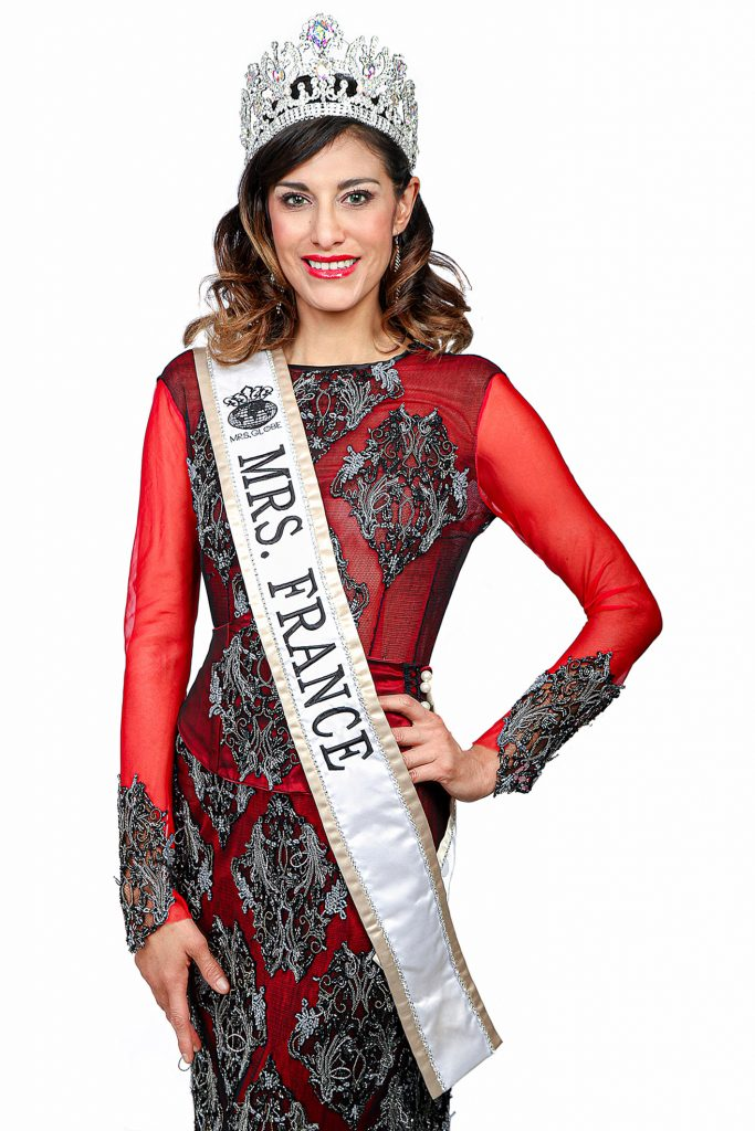 MRS FRANCE 2019, FOR THE CROWN OF MRS GLOBE 2020